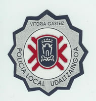Resultado de imagen de ESCUDO guardia municipal vitoria-gasteiz