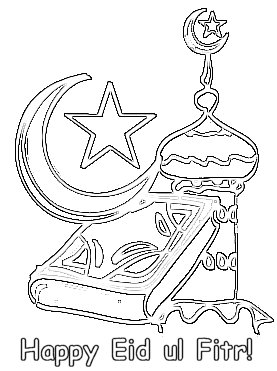 Islamitische Kleurplaten.Islam Web Nl