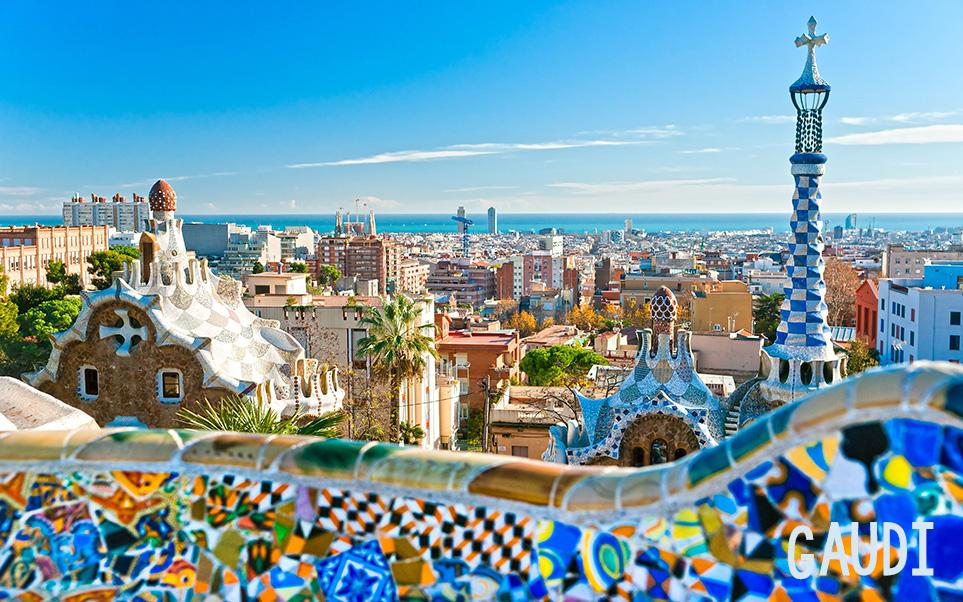 Stijl Van Gaudi.Gaudi
