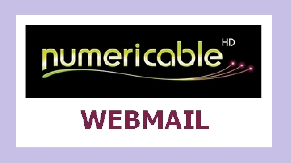 Numericable Webmail